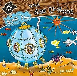 Ronja und Finn und das U-Boot (Ronja und Finn)