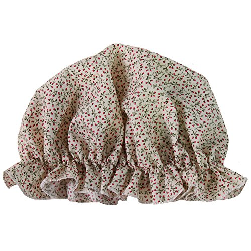 Making Believe Womens Mop Cap, Cream ()