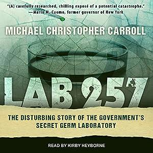 Lab 257 Audiobook