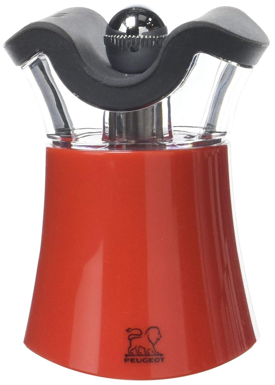 Peugeot 30902 Pep's Combo Salt Shaker & Pepper Mill, 3, Red 3