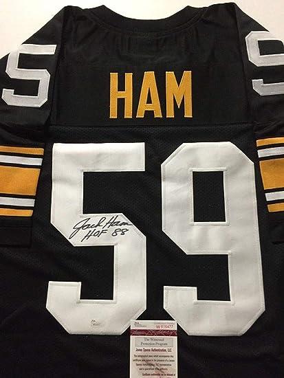 72ba9e720cb Autographed Signed Jack Ham