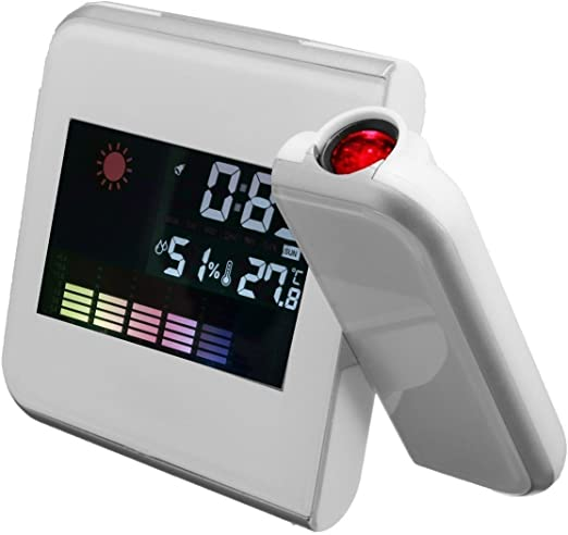 Proyector digitales - SODIAL(R)3.7 Digital LCD Proyector de ...