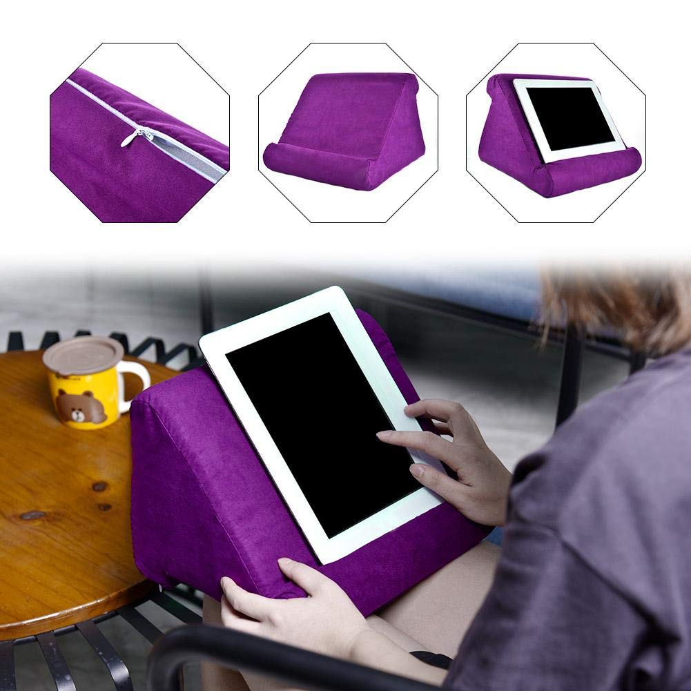 20x20x20cm Wustrious Pillow Phone Holder Pillow Pad Phone Holder Multi Angle Flat Pillow Mobile Bet Treasure