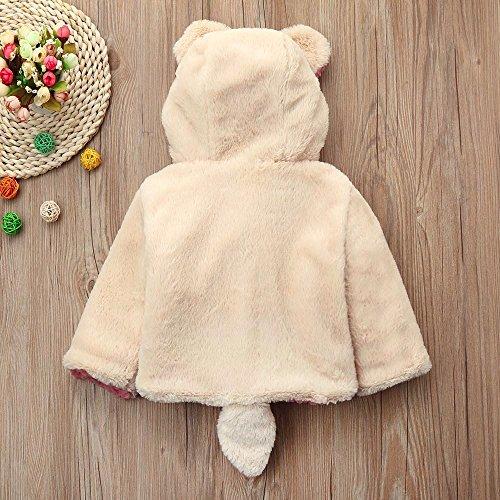 Vestiti Bambina Caldi Elegante Morwind Invernale Bambino Spessore q4Fw8