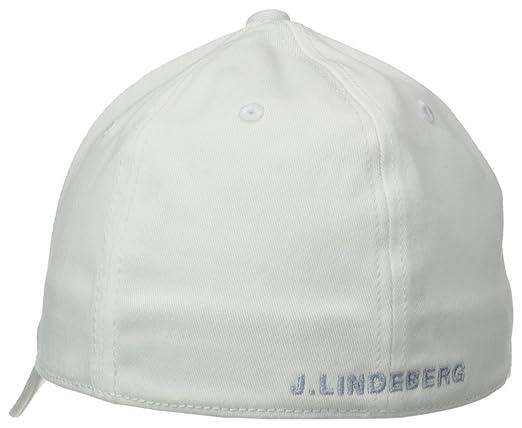 8b9e7bc743a Amazon.com  J.Lindeberg Men s Banji Flexi Twill Cap