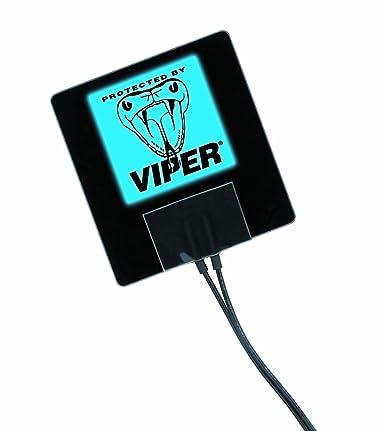 Amazon.com: Viper electro-luminescent logotipo insignia: Car ...
