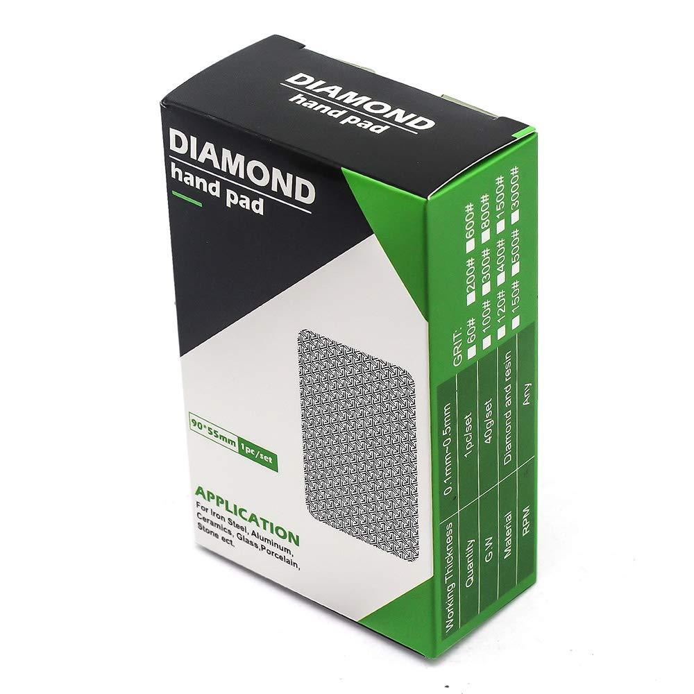 Polishers & Buffers Diamond hand polishing pad for Stone ...