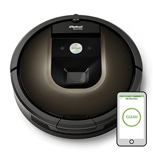 3. iRobot Roomba 980 best robotic vacuum cleaner review