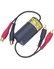 Bumper Ground Loop Isolator Noise Remover