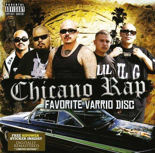 CD : HPG PRESENTS - Chicano Rap Favorite Varrio Disc [explicit Content] (CD)