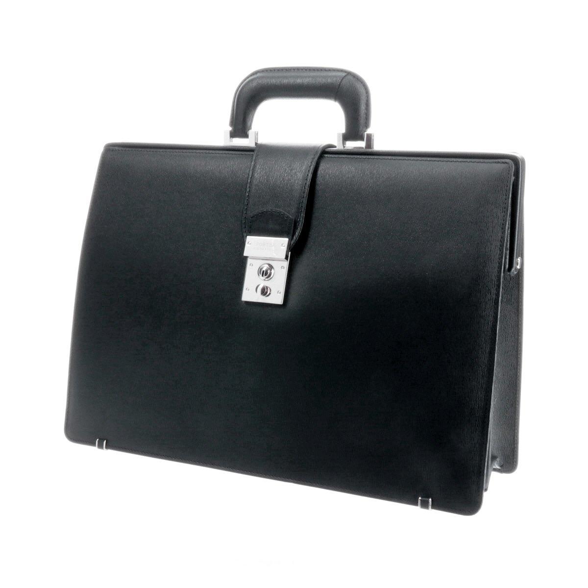 (ポーター) PORTER ブリーフケース ビジネスバッグ [FLUX/フラックス] B07FS78DPJ ブラック