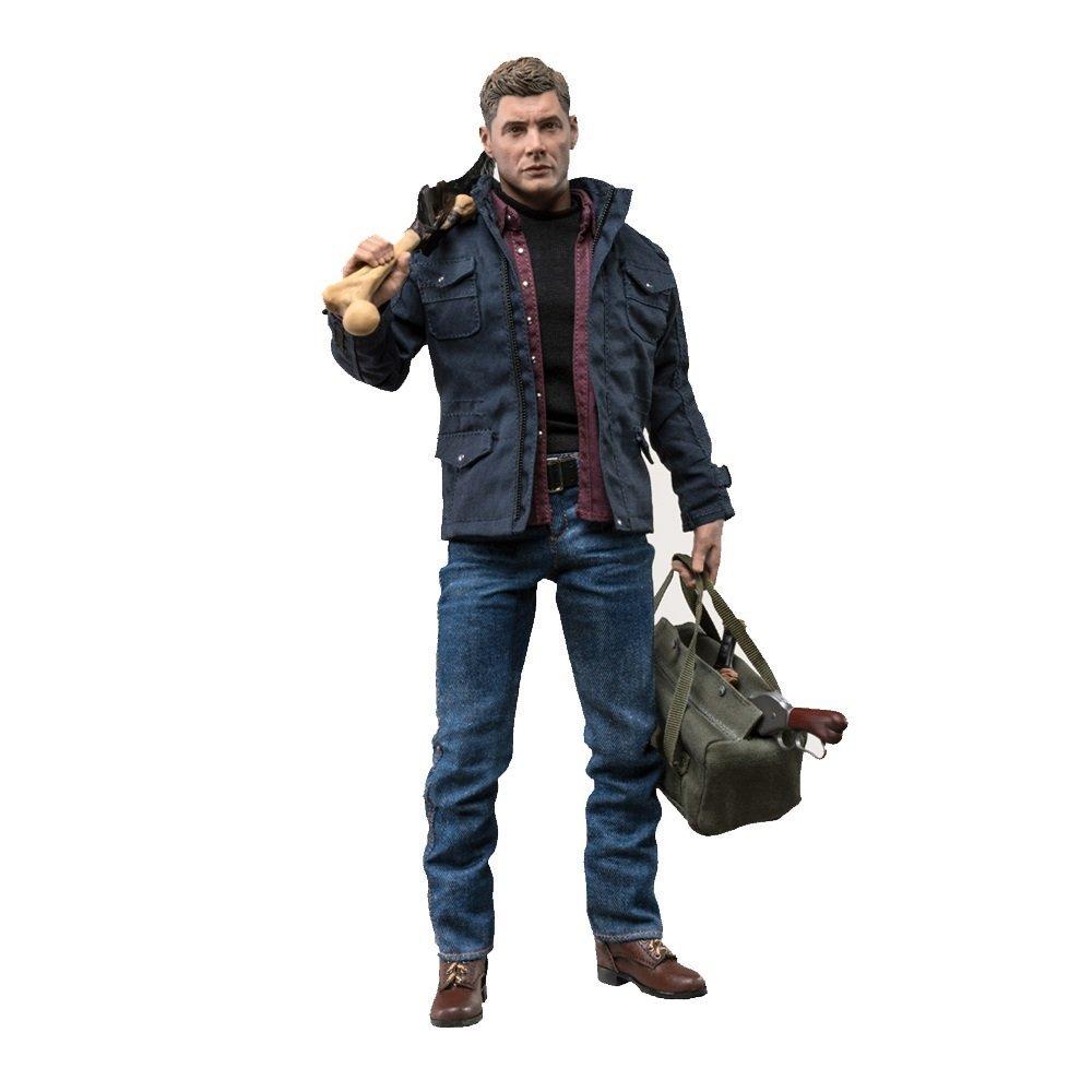 QMX Supernatural Dean Winchester 1:6 Scale Articulated Figure
