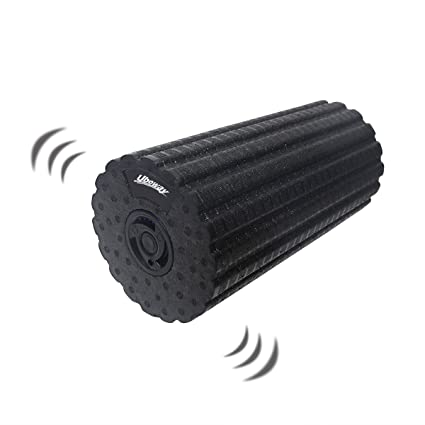 Amazon.com: uboway eléctrico vibración rodillo de espuma 4 ...