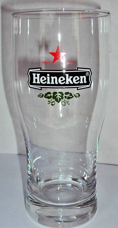 Heineken 0.5L Beer Glass