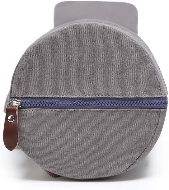 con bolsillos de almacenamiento multiusos de Fremous; unisex port/átil Bolsa de transporte para esterilla de yoga