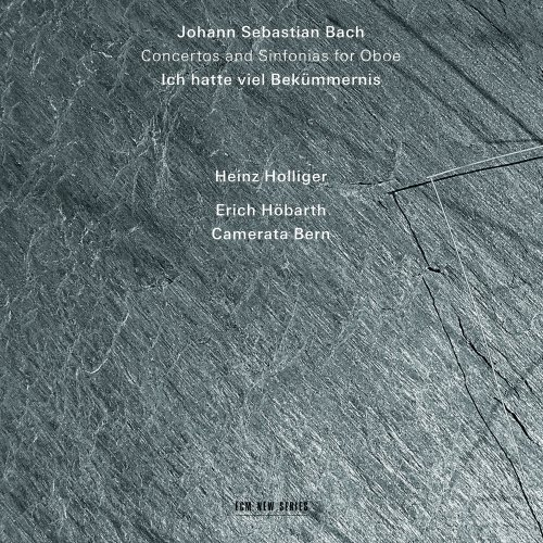 Bach Sets Oboe - Concertos & Sinfonias for Oboe