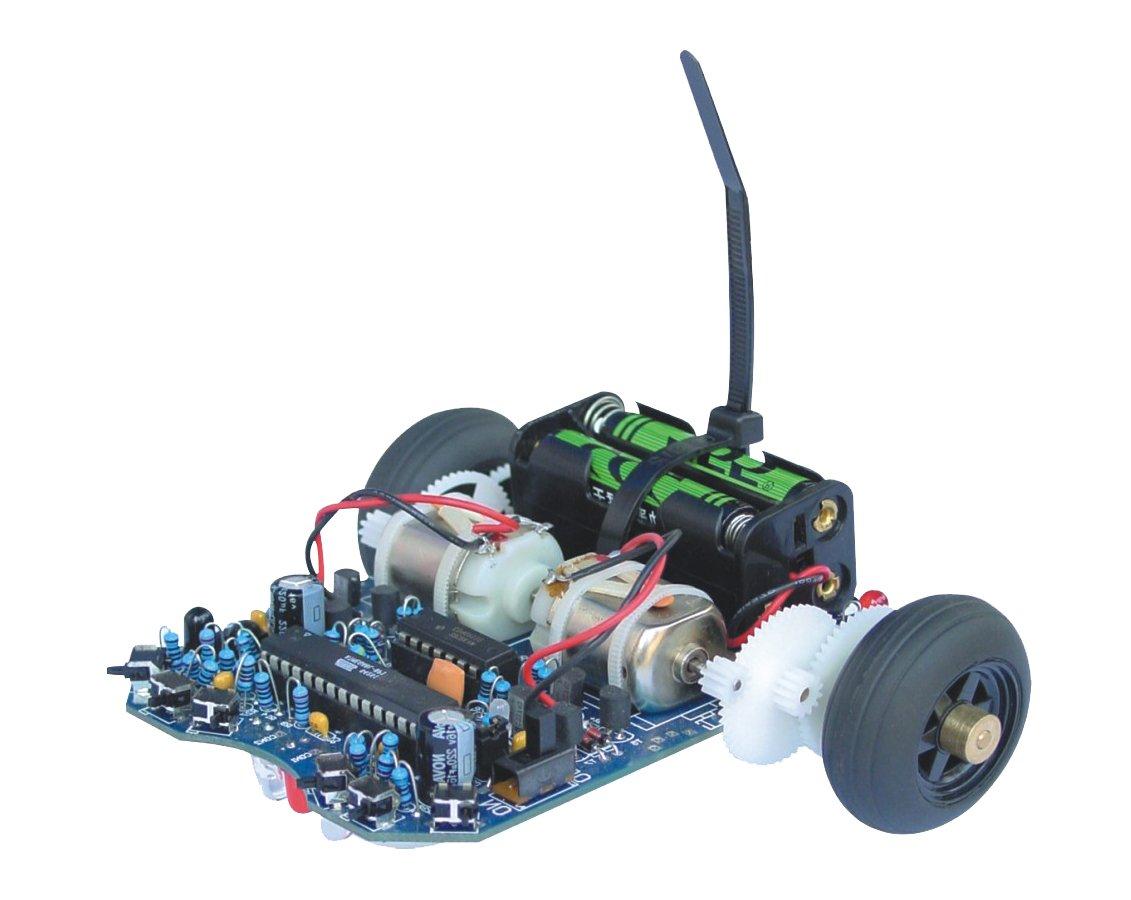 Global Specialties ARX Autonomous Multi-Sensored Unassembled Robot