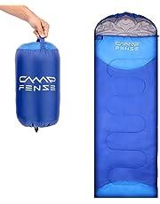 CampFENSE Sacos de Dormir (180 ×75 cm,Temperatura: 30-60 ℉