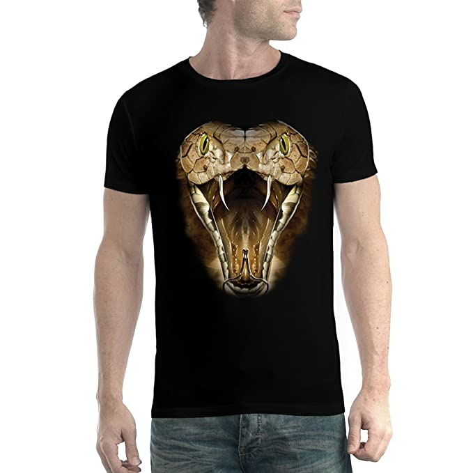 Camisetas de serpiente