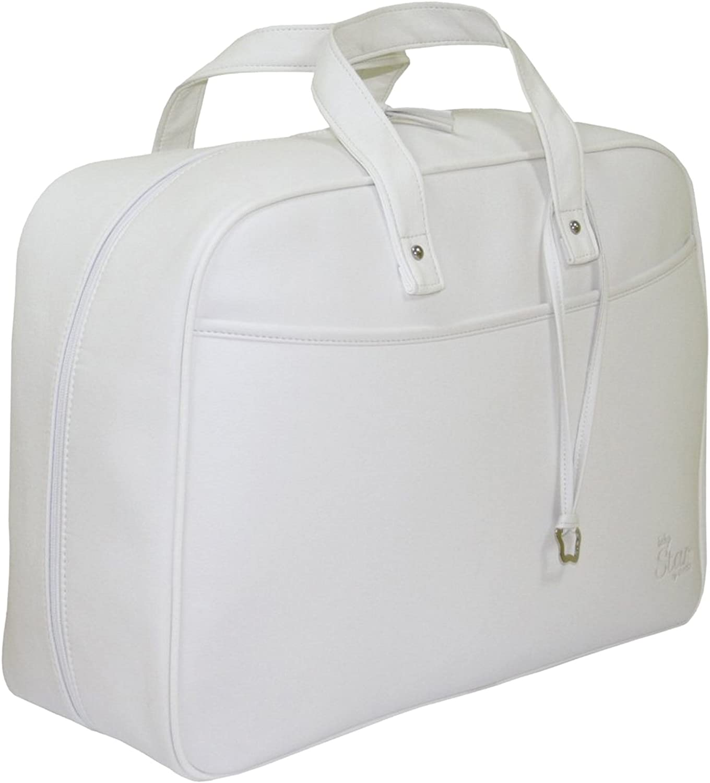 Garessi M12-01, Bolso-maleta de maternidad, Blanco