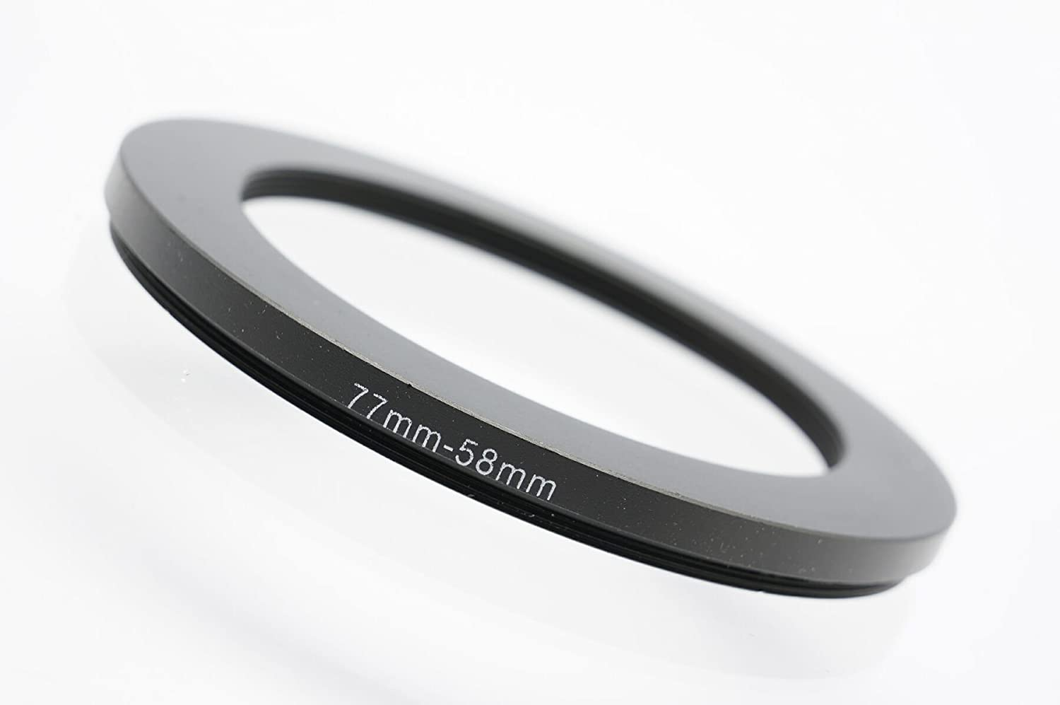 Gadget Place 77mm to 58mm Adapter Ring