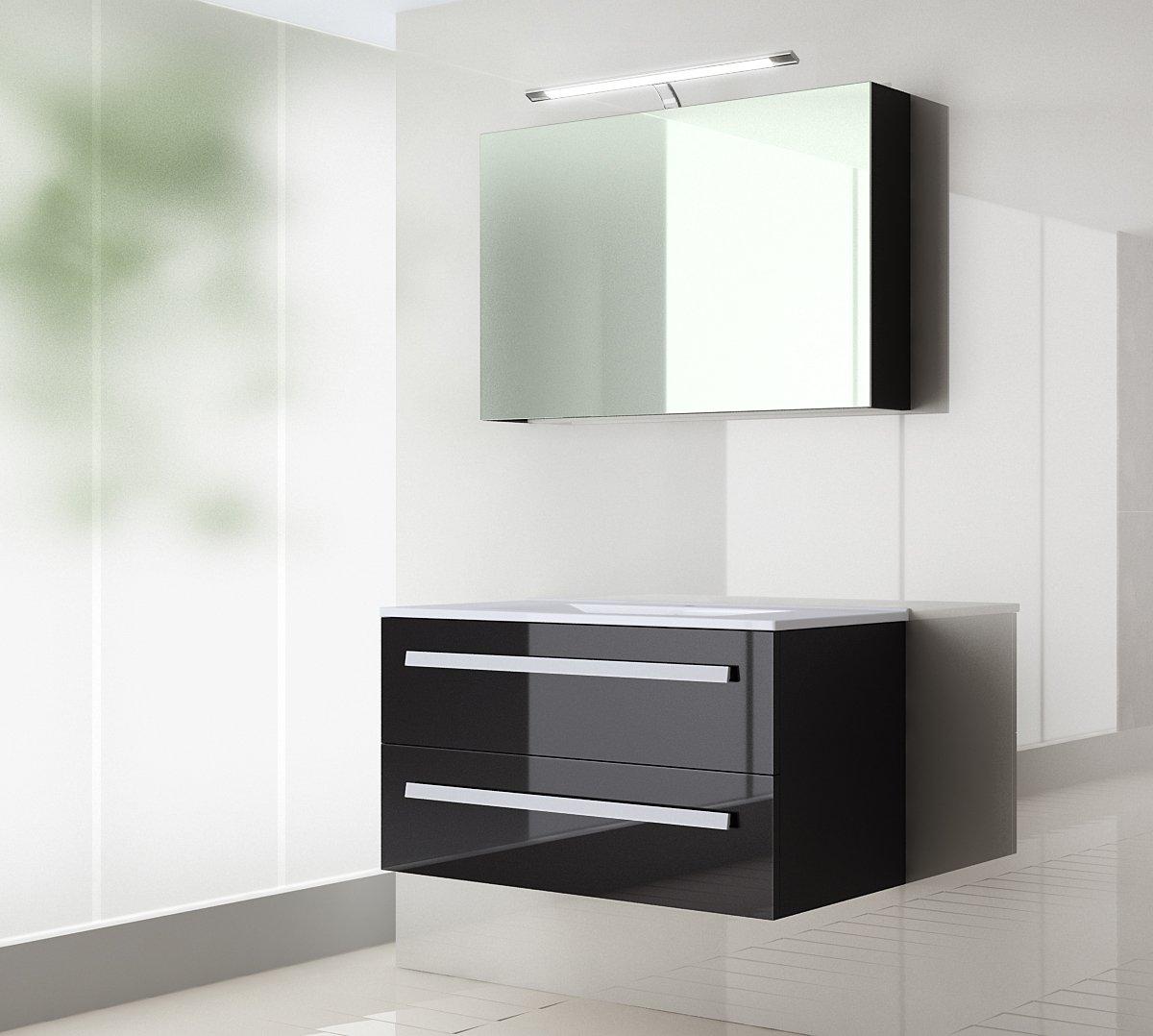 keramik waschtisch mit 90 cm finest waschtisch in pergamon cm with keramik waschtisch mit 90 cm. Black Bedroom Furniture Sets. Home Design Ideas