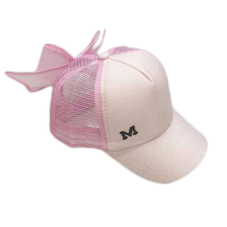 CHENTAI New Summer Fashion Women Baseball Cap Bowknot Sunshade Hip-hop Cap
