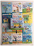 Pete the Cat Childrens Books Box Set I Can Read Phonics Learn to Read Lot 12 NEW