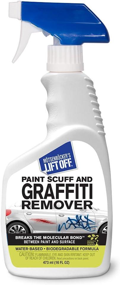 Motsenbocker de Lift Off 45406 pintura Scuff y Graffiti Remover ...
