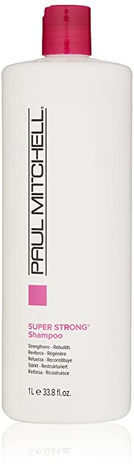 5. Super Strong Shampoo Unisex Shampoo by Paul Mitchell - Best Paul Mitchell Shampoo for Colored Hair