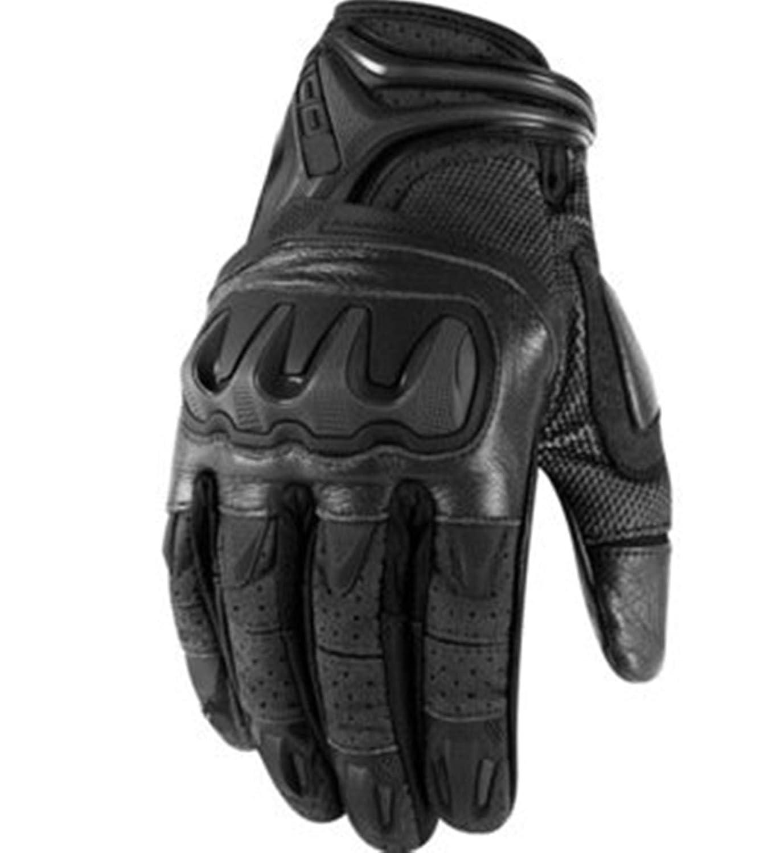 Blisfille Handschuh Motorrad Herren Winddichter Atmungsaktiver Gummi Ritter Für Off Road Motorräder Abriebfeste Bruchsichere Schutzhandschuhe