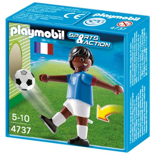 Price comparison product image Playmobil 4737 France Player (Black) by PLAYMOBIL®