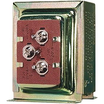 Nutone C907 16v 30va Transformer Doorbell Transformers