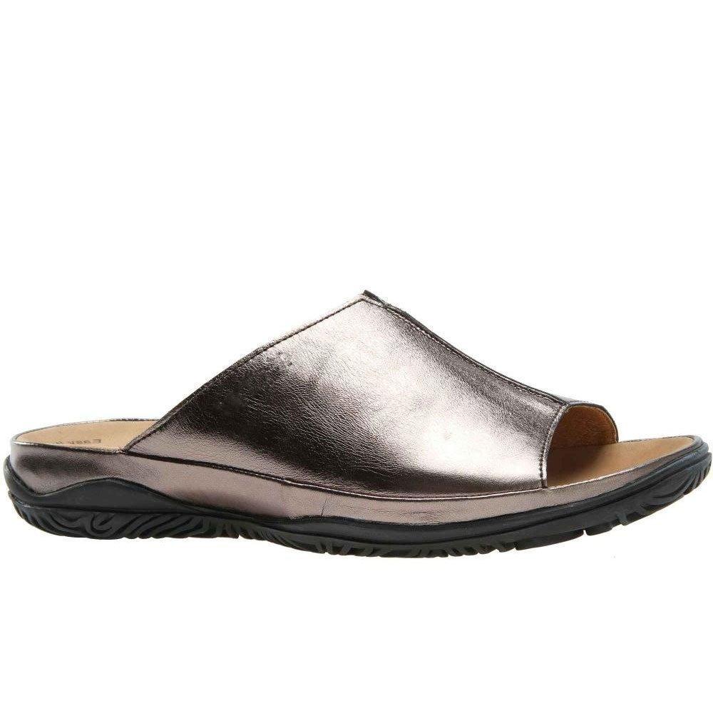 Gabor - Zapatos para mujer 40.5 EU Argento (Silver)