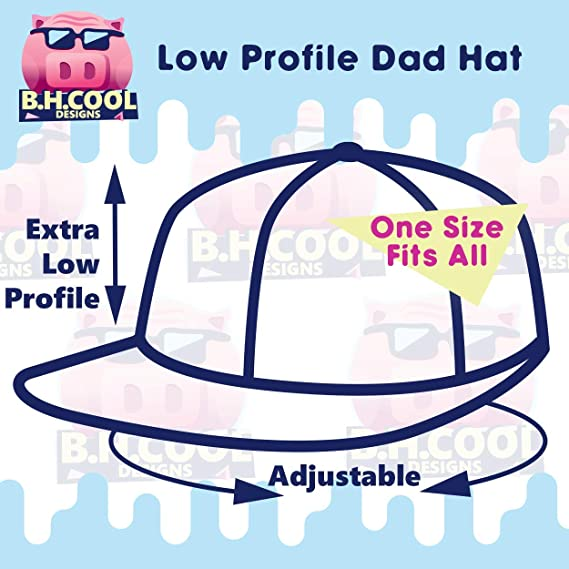 BH Cool Designs #Sonja Comfortable Dad Hat Baseball Cap