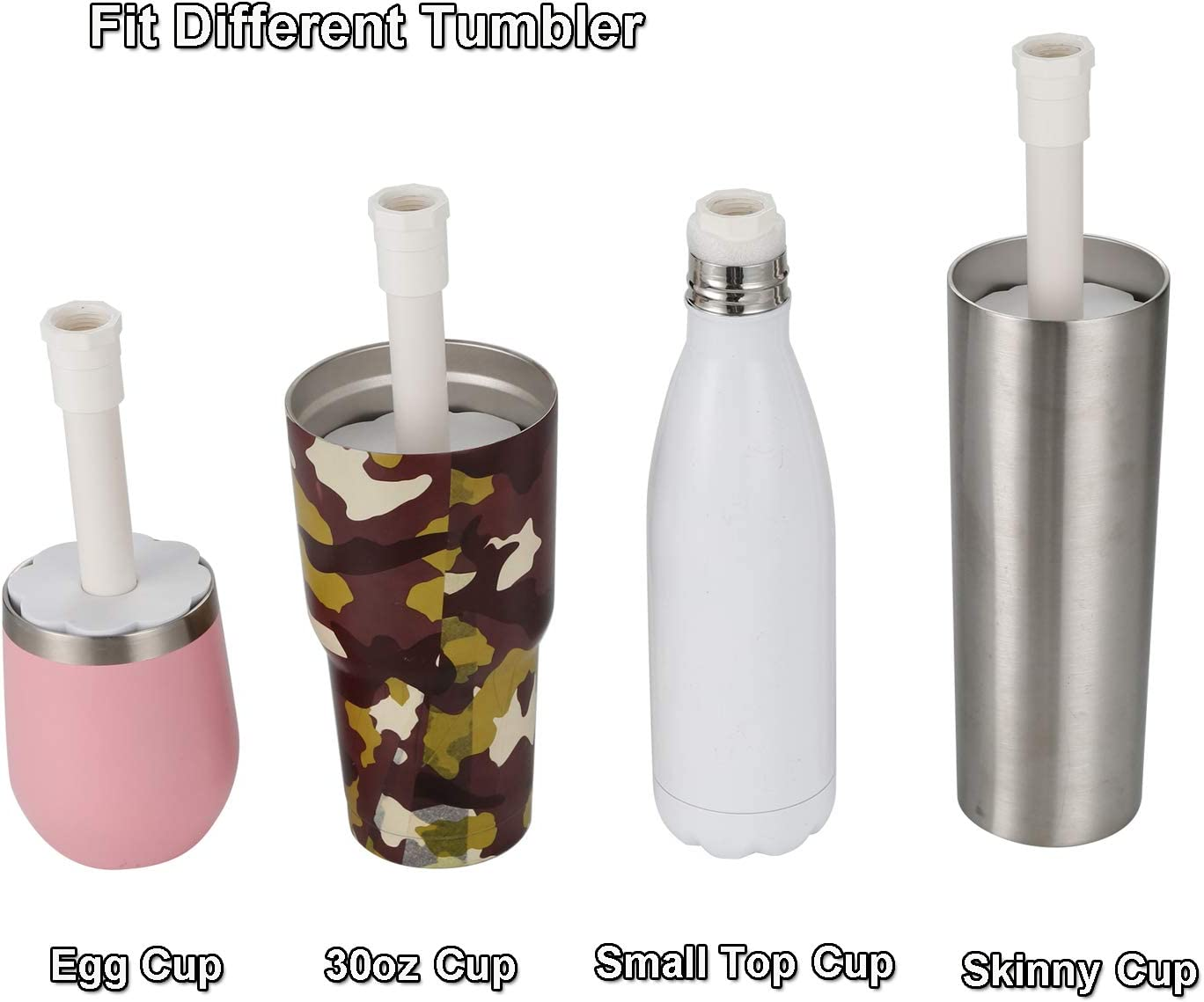 Double Cup Turner with Epoxy Resin Mixer Dual Tumbler Spinner for Tumbler Craft Tumbler Turner Epoxy Resin Mixer