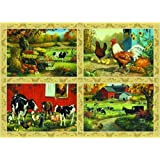 Cobble Hill 1000 Piece Puzzle - Postcards from Home