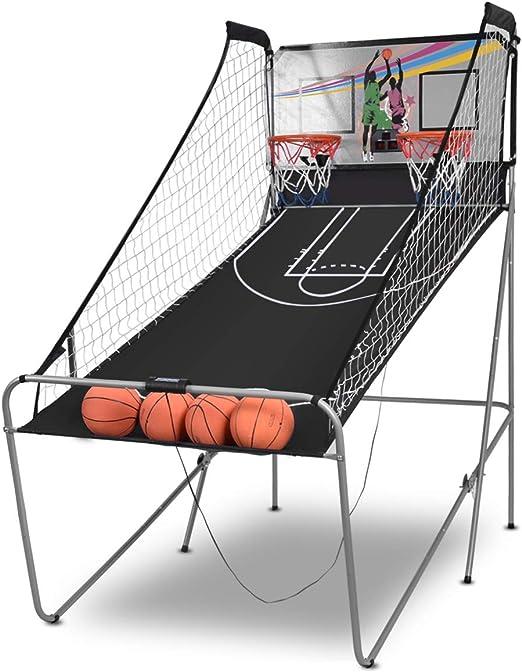 Giantex Foldable Basketball Arcade Game - Best Foldable Design