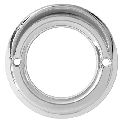 Grand General 80719 Clear Plastic Grommet Cover with o Visor for 2-1/2 Inch Light, 1 Pack: Automotive