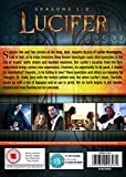 Lucifer S1-2 [DVD] [2017]