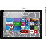 MoKo Microsoft Surface 3 強化ガラスフィルム 液晶保護フィルム (Surface 3, ガラス製フィルム)
