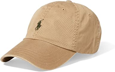 Ralph Lauren Polo - Gorra deportiva - Granary Tan: Amazon.es: Ropa ...