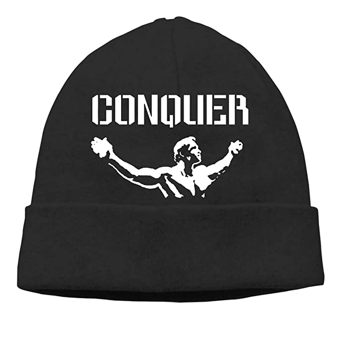 Conquer Pose Gym Lifting Unisex Winter Warm Hats Men Women Hat Skull Cap at  Amazon Men s Clothing store  23349cd472f