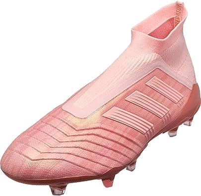 bahía Oscurecer darse cuenta  Adidas Predator 18+ FG Cleat Men's Soccer 11.5 Clear Orange-Trace Pink:  Amazon.ca: Shoes & Handbags