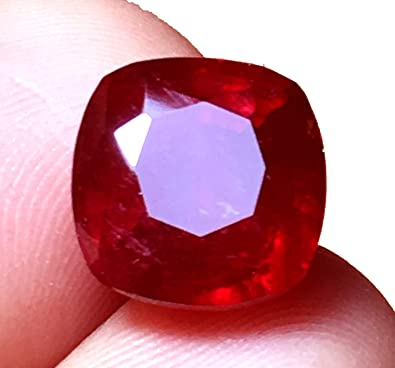 Buy The Leading Light 8 25 Ratti Natural Ruby(manik) AAAA++ Quality