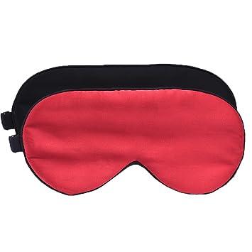 Dormir máscara, Cozyswan Natural Seda Máscara de ojo Antifaz para dormir suave Dormir Máscara Set