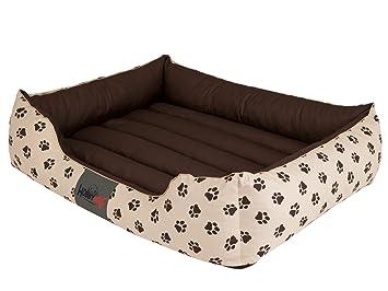 Cama para Perros hobbydog, tamaño XXL, 110 x 90 cm, aushaltbares codurastoff, Protectora Desmontable de la UE del: Amazon.es: Productos para mascotas