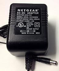 NETGEAR - AC ADAPTER 12VDC - PWR-012-112