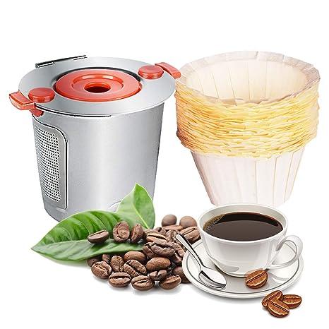 Amazon.com: Eco-vasto filtro de café K-Cup universal ...