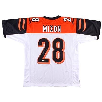 4f9c8eab773 Joe Mixon Signed Cincinnati Bengals Jersey (JSA) at Amazon s Sports ...